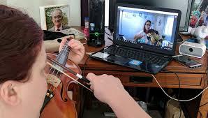 Lecciones de Violin en Linea